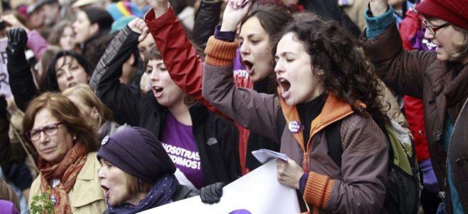 'Detrás del actual movimiento feminista hay un montaje de ingeniería social financiado'